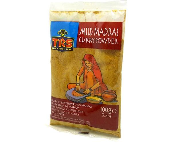 Currypulver, mild, TRS, 100g