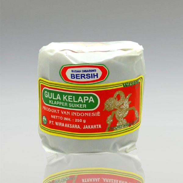 Gula Kelapa, Cap Wayang, 250g