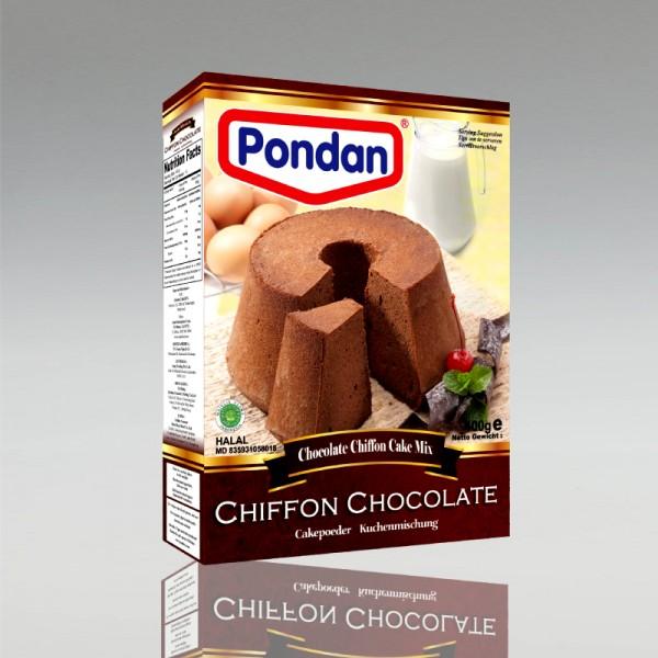 Backmischung für Schokoladenkuchen, 400g