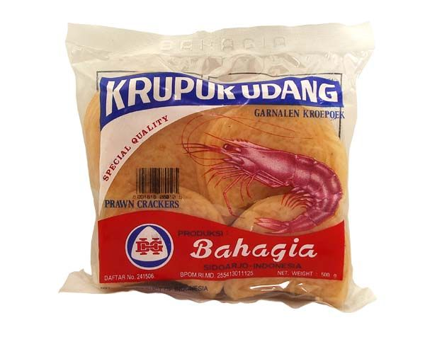 Shrimpkrupuk Bahagia, 500g
