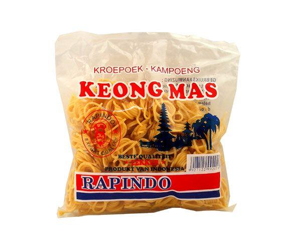"Krupuk Kampung ""Keong Mas"", Nesia, 250g"