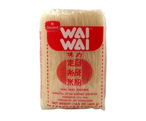 Reisnudeln Wai Wai, 400g
