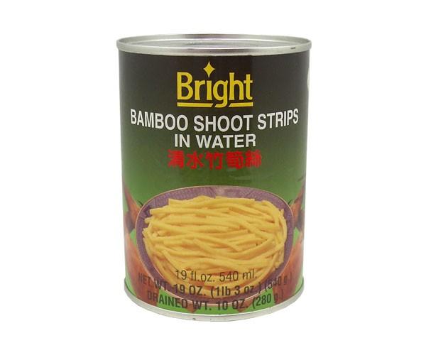 Bambussprossen Streifen, 540g