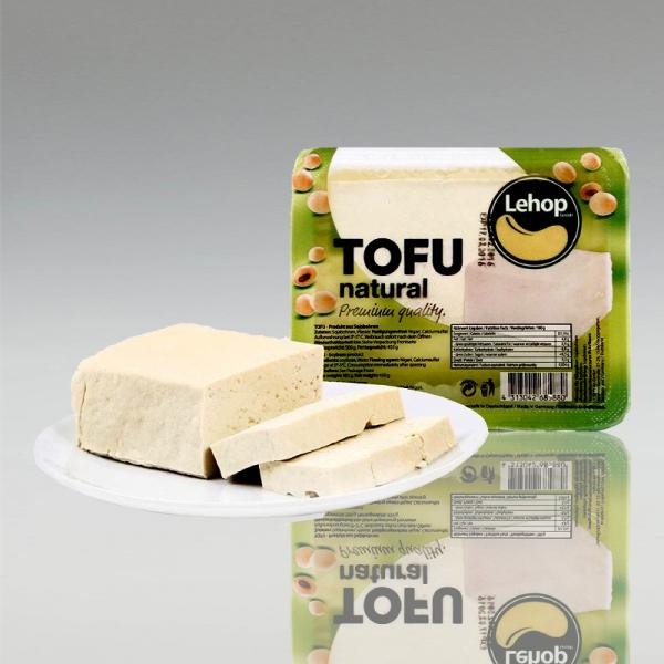 Premium Tofu (natural), 450g