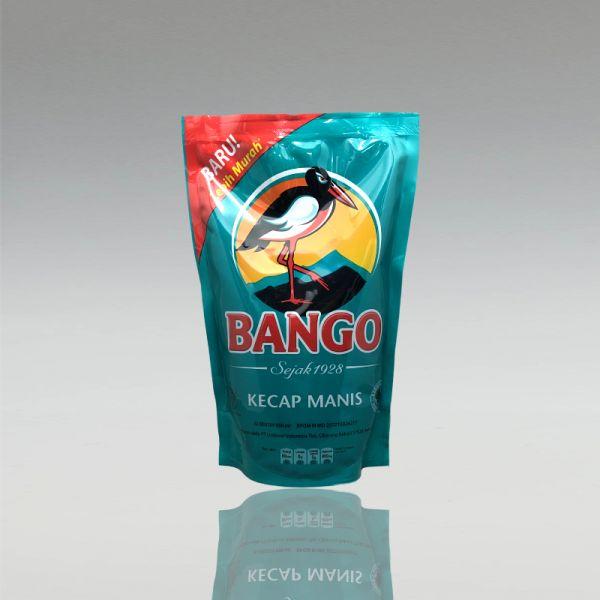 Kecap Manis Refill, Cap Bango, 550ml