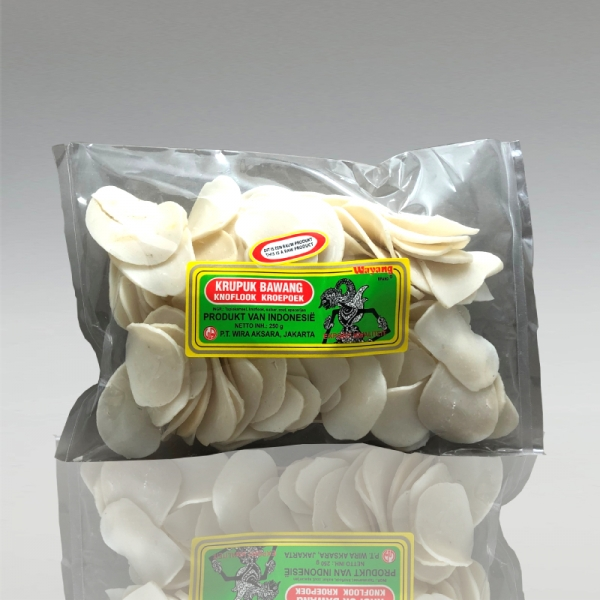Knoblauchkrupuk, Cap Wayang, 250g