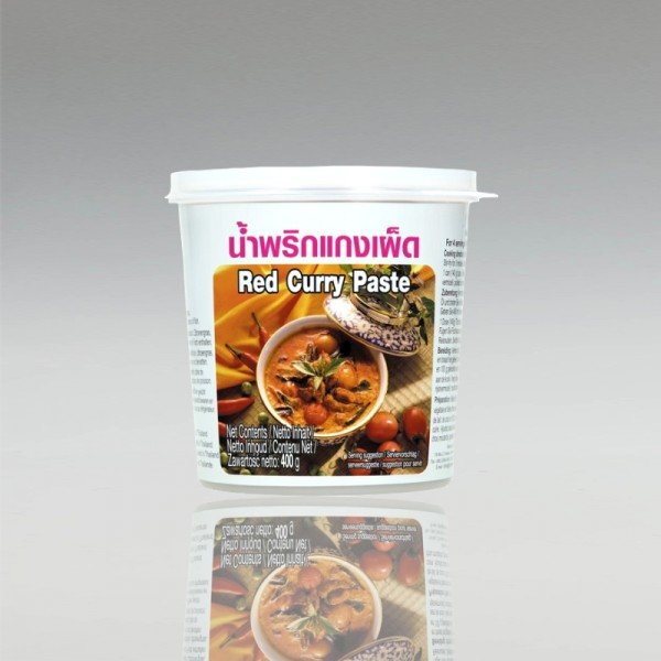 Currypaste, rot, Lobo/Cock, 400g
