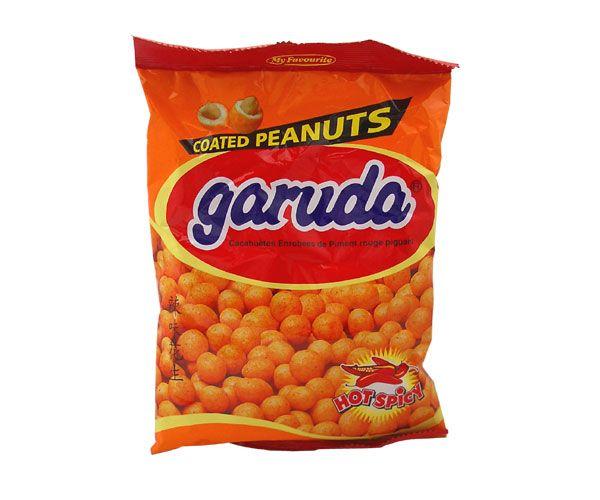 Erdnüsse im scharfen Teigmantel Garuda, 200g