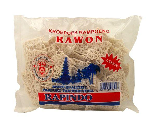 """Dorfkrupuk """"Rawon"""", 250g"""