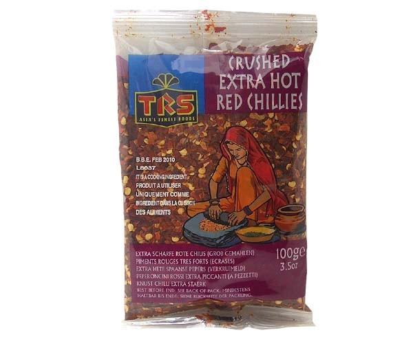 Chiliflocken, 100g