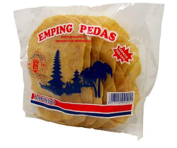 Emping Pedas, 150g