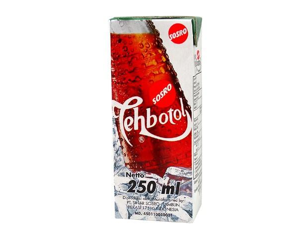 1 Karton Tehbotol, 24 x 250ml