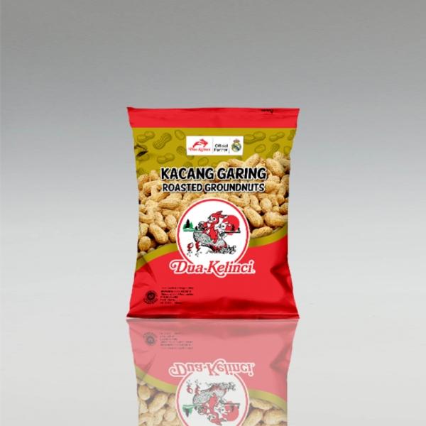 Roasted Peanuts, Dua Kelinci, 200g