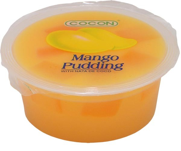 Mango Jelly Pudding, 6x80g