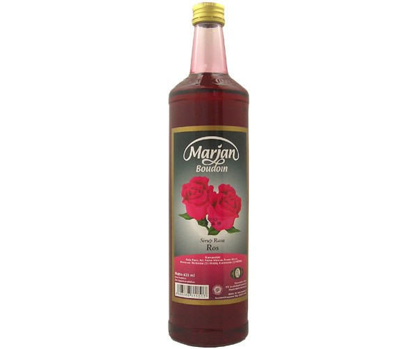 Rosensyrup, 460ml