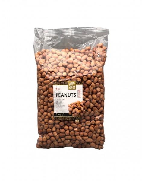 Erdnüsse mit Haut, roh, 1kg
