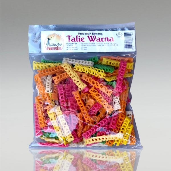 Krupuk Talie Warna, 250g